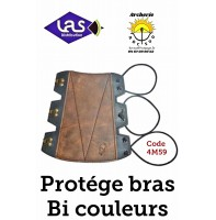 Las protège bras bicouleurs code 4m59