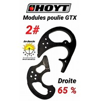 Hoyt modules gtx n°2 droite 65%