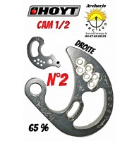 Hoyt modules cam 1/2 n°2 droite 65%