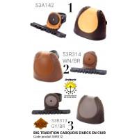 Big tradition carquois d'arc (cuir) 53r312