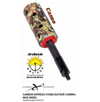 Carbon express stab chasse carbra max mobu