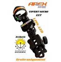 Apex gear viseur chasse covert micro ext