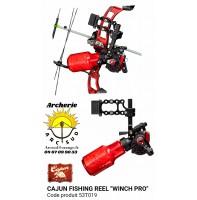 Cajun moulinet de pêche winch pro
