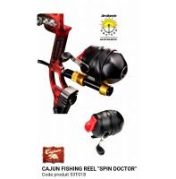 Cajun moulinet de pêche spin doctor