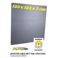 Booster cible mft fun 125 x 125 x 7 cm