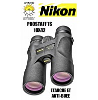 Nikon jumelle prostaff 7s 10x42