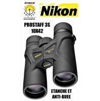 Nikon jumelle prostaff 3s 10x 42