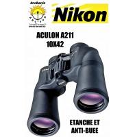 Nikon jumelle aculon a211 10x42