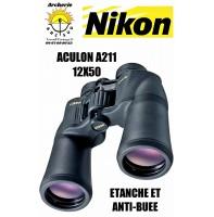 Nikon jumelle aculon a211 12x50