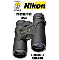 Nikon jumelle prostaff 3s 8x 42