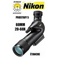 Nikon longue vue prostaff 5 -60mm