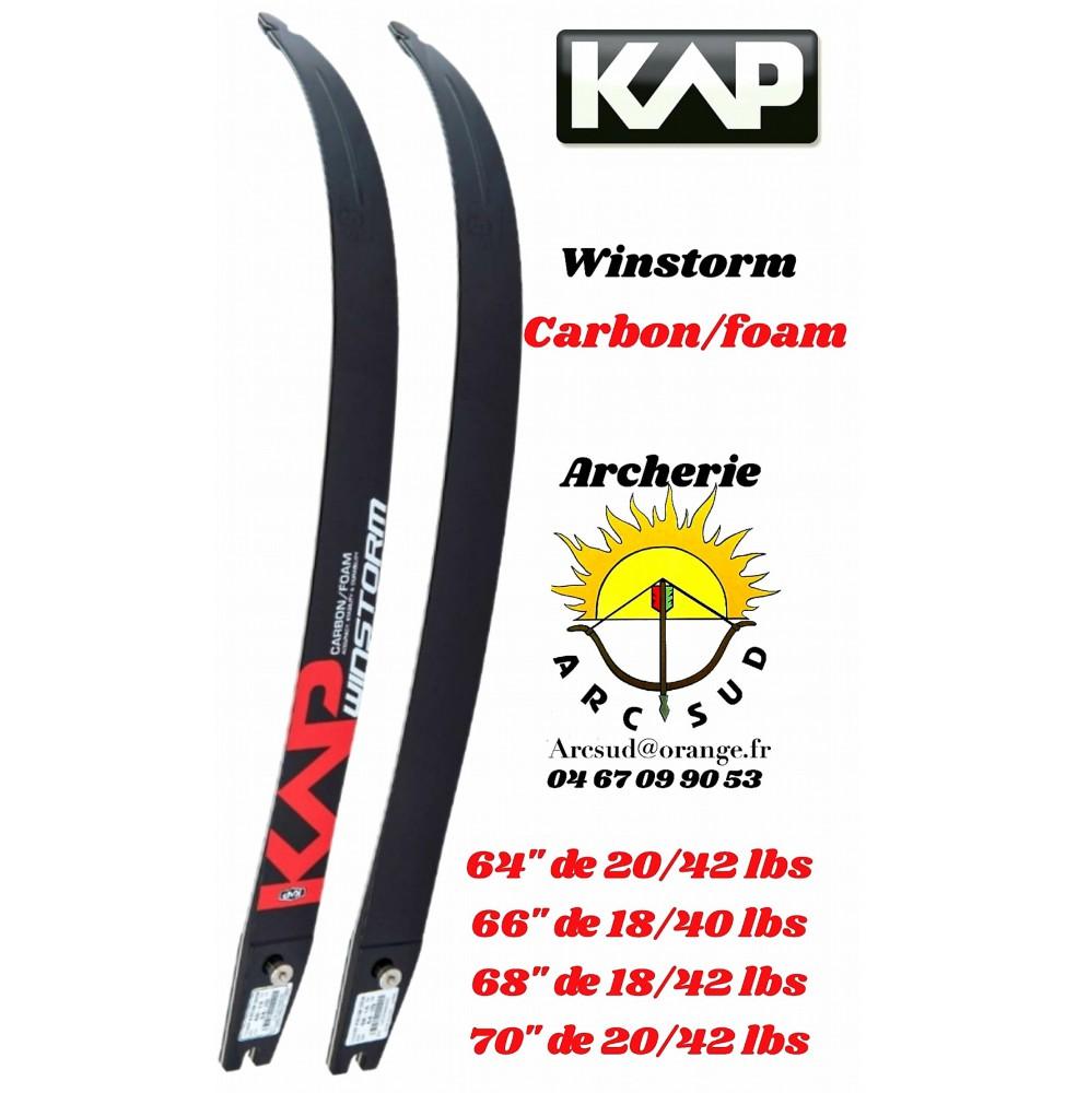 Kap branches winstorm carbon foam