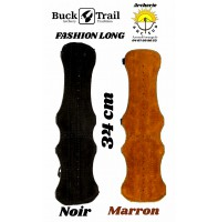Buck trail protège bras cuir fashion long