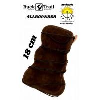 Buck trail protège bras cuir allrounder