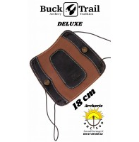 Buck trail protège bras cuir deluxe