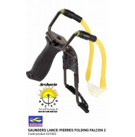 Saunders lance pierre folding flacon 2