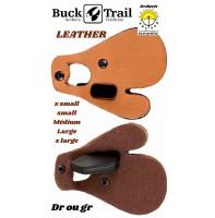Buck trail palette avec intercalaire leather
