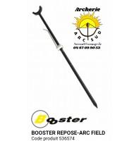 Booster repose arc field