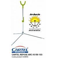 Cartel repose arc rx 103