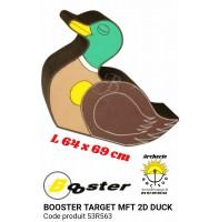Booster cible 2d mft duck