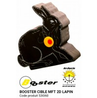 Booster cible 2d mft lapin
