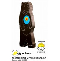 Booster cible 2d mft ours debout