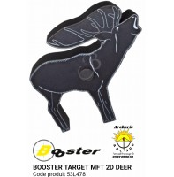 Booster cible 2d mft deer
