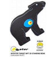 Booster cible 2d mft standing bear