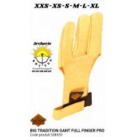 Big tradition gant full finger pro