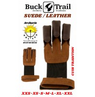 Buck trail gant suede / leather