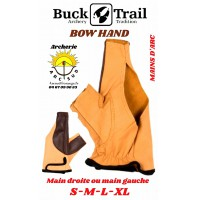 Buck trail gant main d'arc bow hand