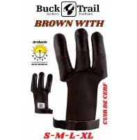 Buck trail gant brown wilh