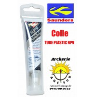 Saunders colle plastic npv