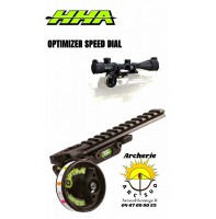 hha rail arbalète optimizer speed dial
