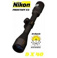 Nikon lunette arbalète prostaff x3