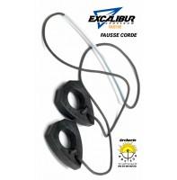 Excalibur fausse corde arbalète
