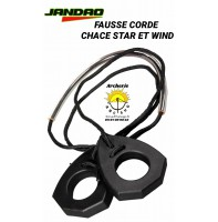 Jandao fausse corde arbalète chace star