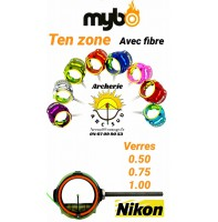 Mybo scope ten zone avec fibre