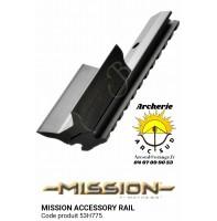 Mission rail lunette arbalète