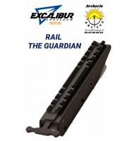 Excalibur rail lunette arbalète le guardian