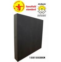 Fawofield mousse standard 135 cm