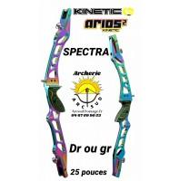 Kinetic poignée arios 2 spectra