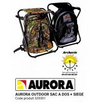 Aurora sac à dos siège