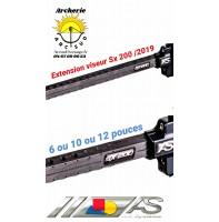 Arc système extension viseur sx 1200 version 2019