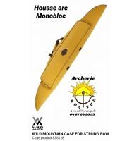 Wild mountain housse arc monobloc strung 53s128