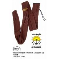Tuscany spirit housse flanelle longbow 53d492