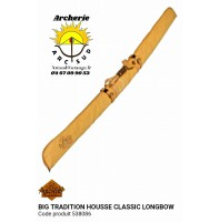 Big tradition housse longbow classic 538086