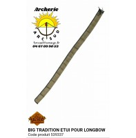 Big tradition housse longbow 539337