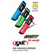 Exe carquois speeder 3 tubes 53l600