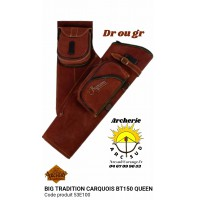 Big tradition carquois bt 150 queen 53e100